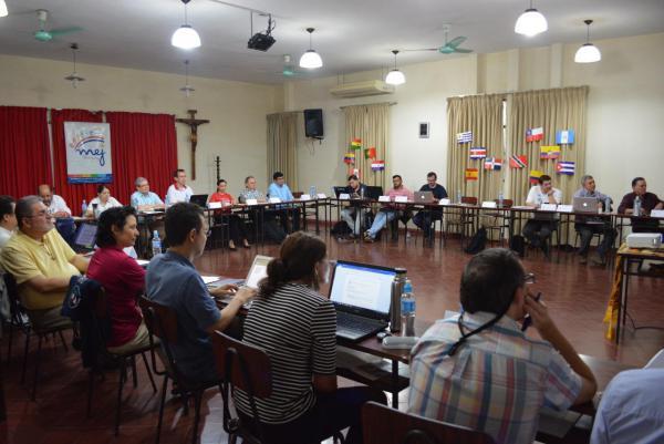 IX Encuentro Latinoamericano - Paraguay 2018